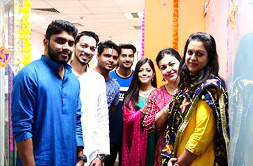 Life at Kalkine- Kalkine Diwali Celebration